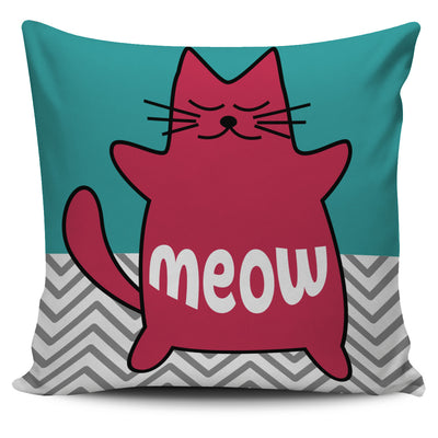 35%OFF - MEOW Cat Lover Pillow Covers