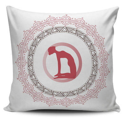 Tribal Mandala LOVE Pillow Cover