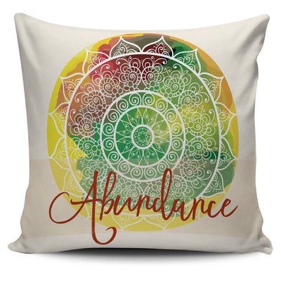 Good Vibes High Vibration Mandala Pillow Covers - Buy 3 Get 4