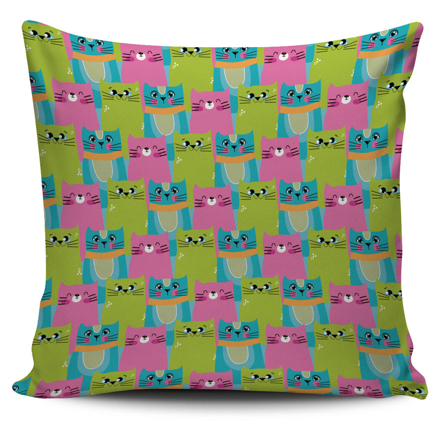 Purrrfect Dreams Pillow Cover
