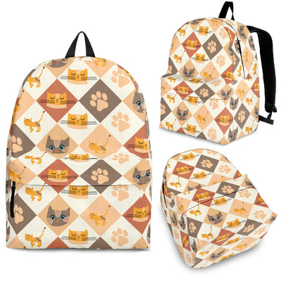 Cats & Diamonds Backpack