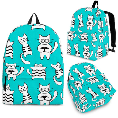 Mime Cats Backpack