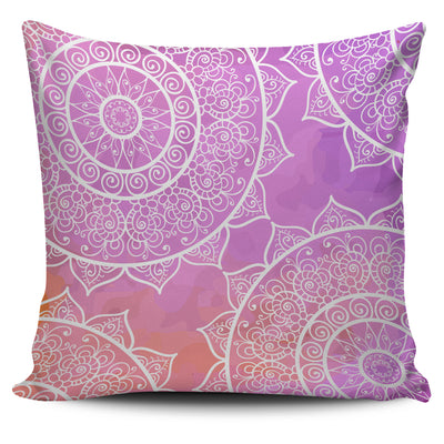 35%OFF-Soft Mandalas Pillow Cover