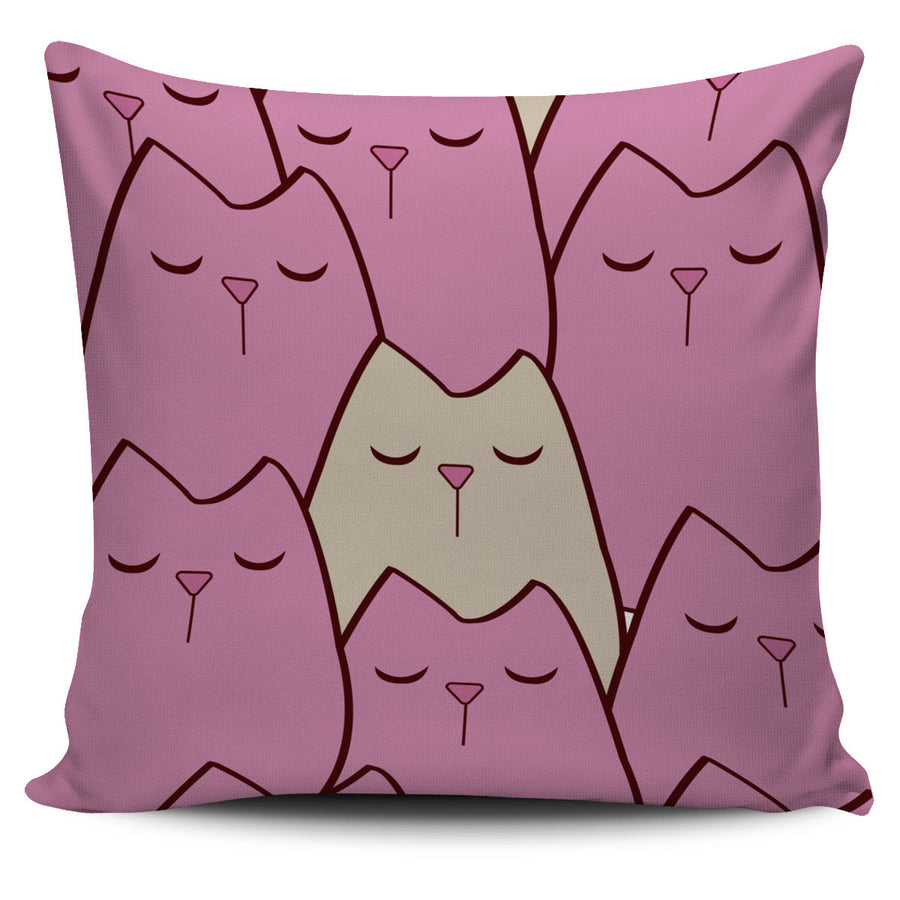Sleepy CAT Pillow Covers