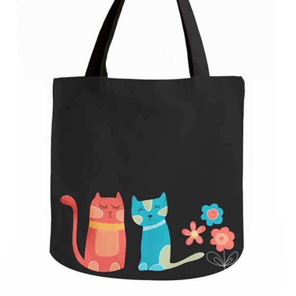 40%OFF - Mellow Cat Tote Bag