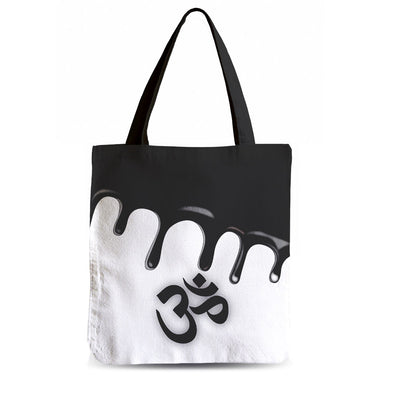 Splash Om Tote Bag