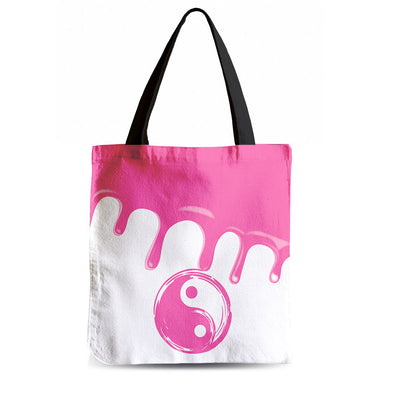 Splash Yin Yang  Tote Bag - 5 Dollar Sale