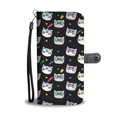 Smarty Cats Wallet RFID Blocking Phone Case