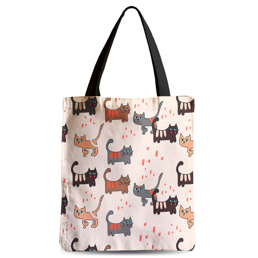 50% OFF - Pastel Colors Tote Bag