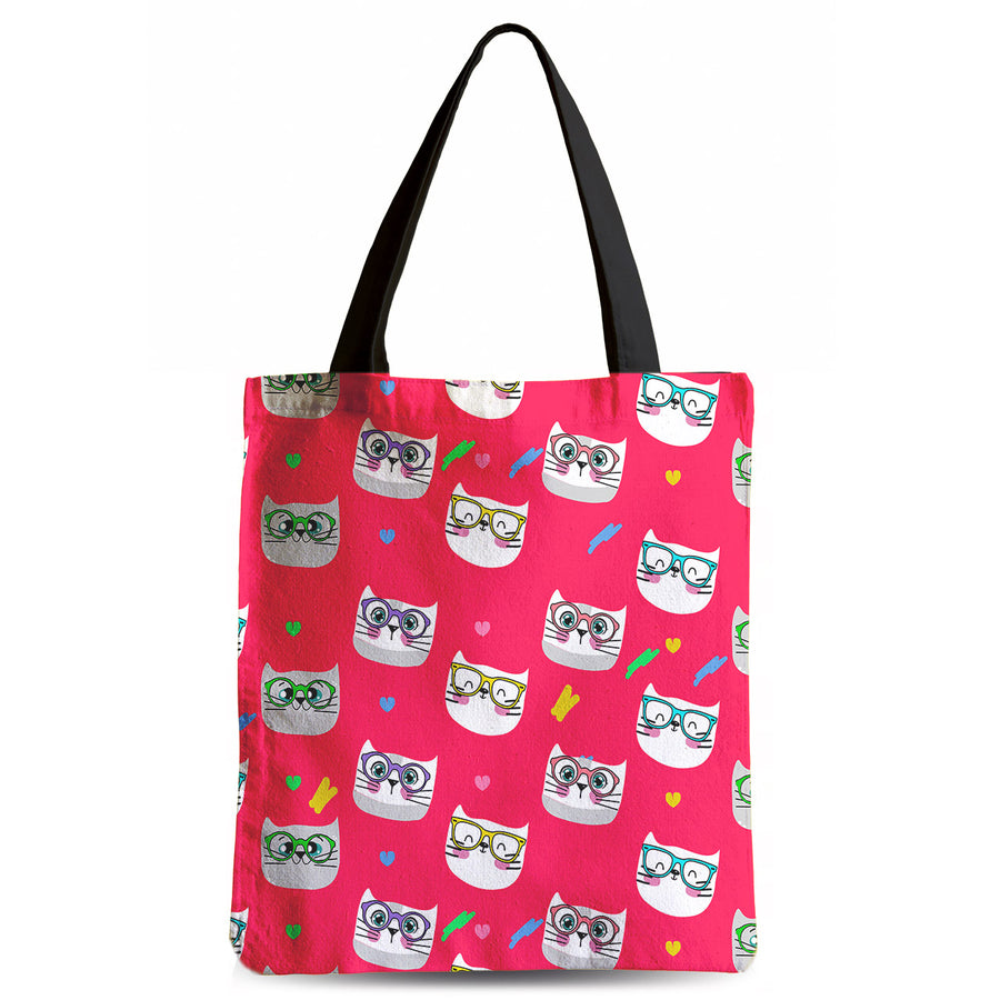 50% OFF - Smarty Cats Tote Bag