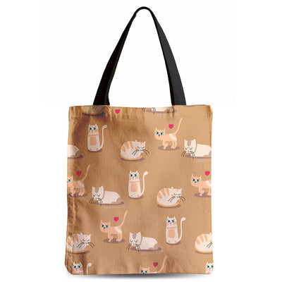 Awesome Smarty Cat Fashionable Tote Bag - Pay What You Want!