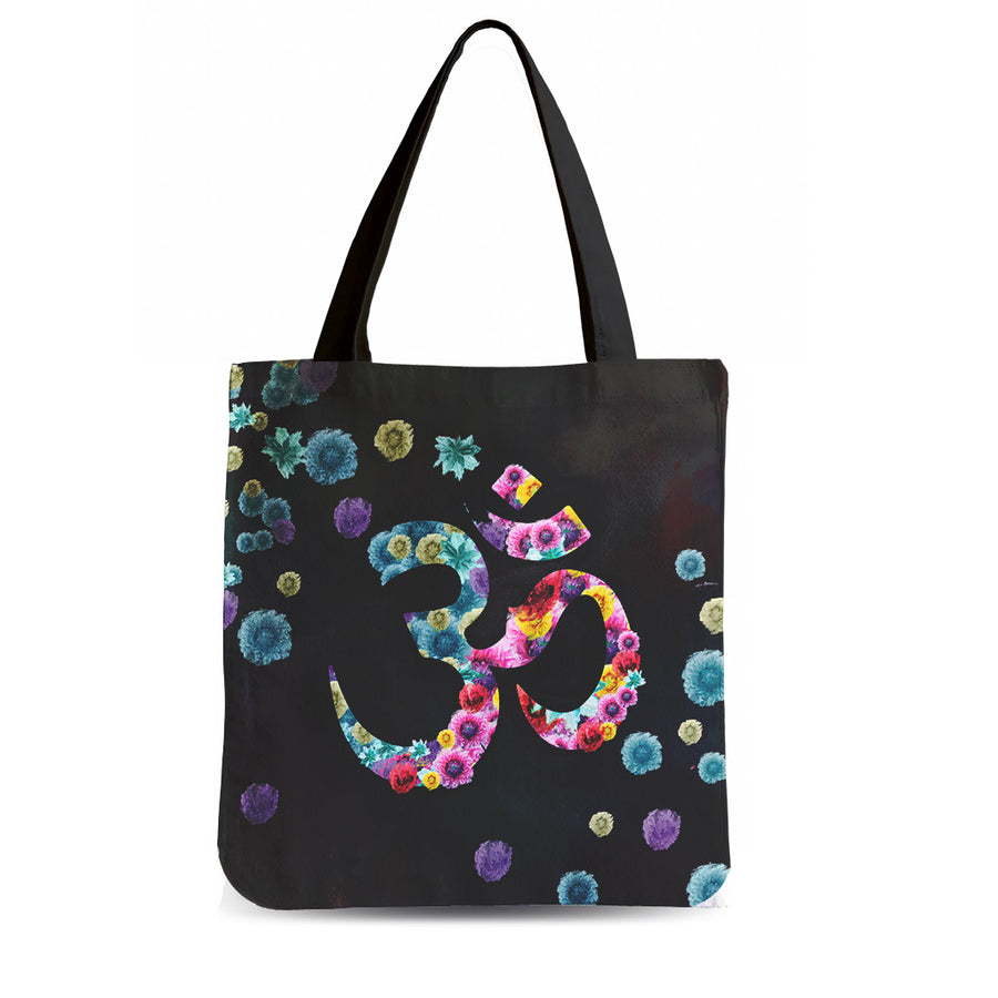 Oleo Flower OM Tote Bag - 5 Dollar Sale