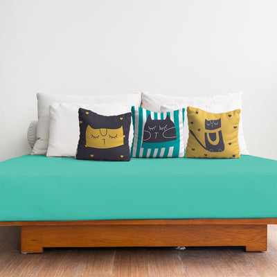 Mellow Cats Pillow Covers - 5 Dollar Sale