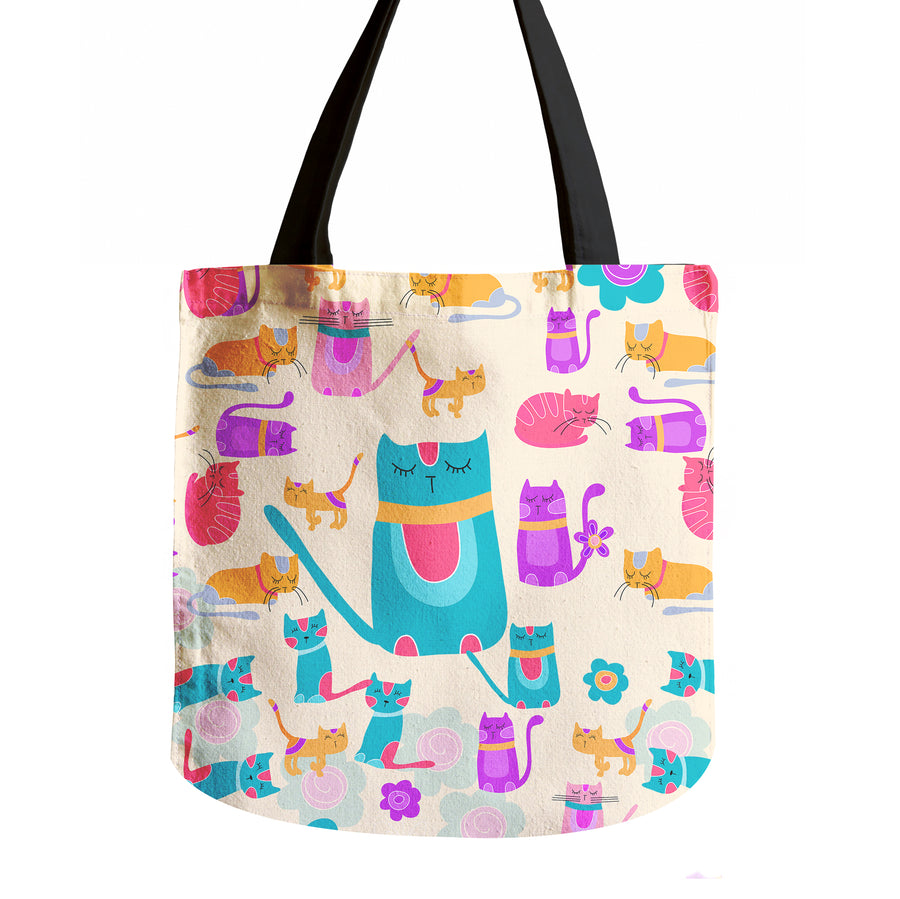 40%OFF - My Sweet Kitten Tote Bag