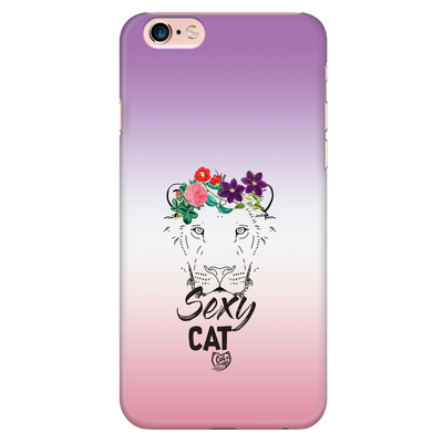 Sexy Cat Phone Case