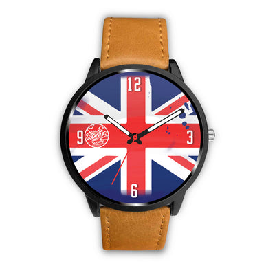 We are UNITED KINGDOM MyRootz Society Leather Watch