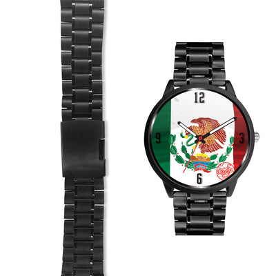 Somos MEXICO MyRootz Society Stainless Steel Watch