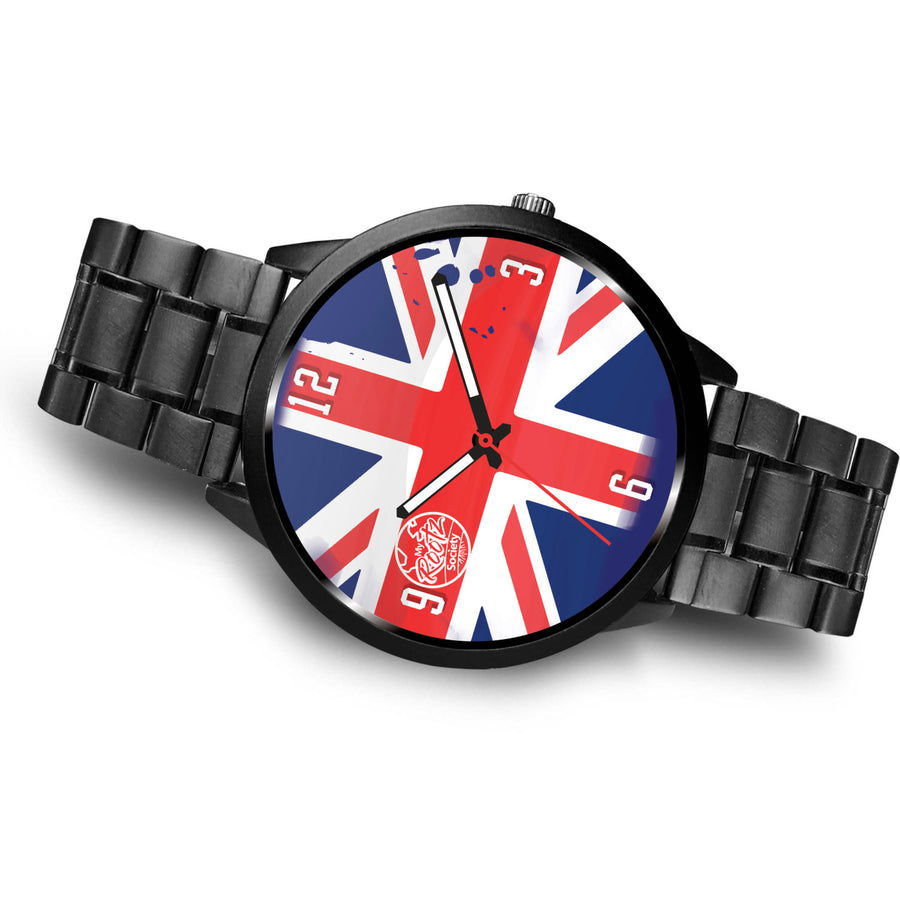 We are UNITED KINGDOM MyRootz Society Stainless Steel Watch