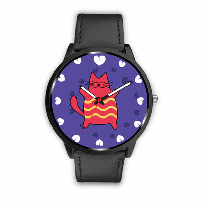 Lovely Red Cat Watch