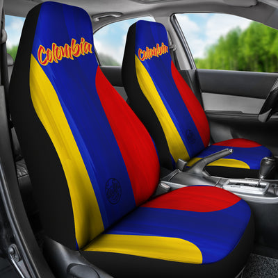 Somo COLOMBIA MyRootz Society Car Seat Cover SET