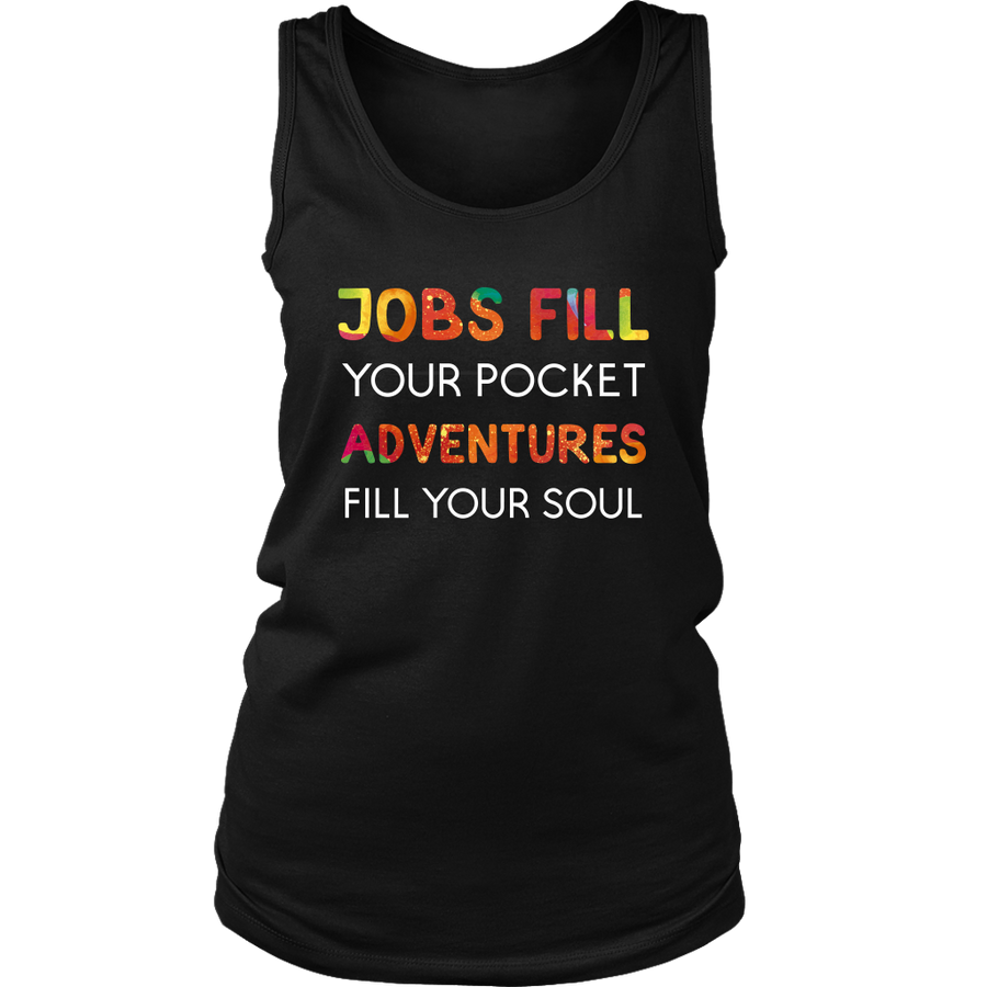 """Jobs Fill Your Pocket"" Shirts"