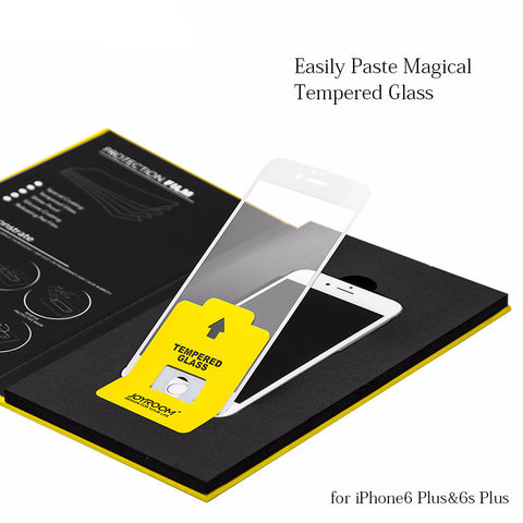 Magic Tempered Glass Screen Protector for iPhone 6 Plus / 6s Plus 5.5inch Full Cover Guard Film