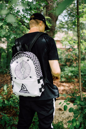 Open Canvas Backpack