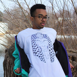 White Pharaoh Tee