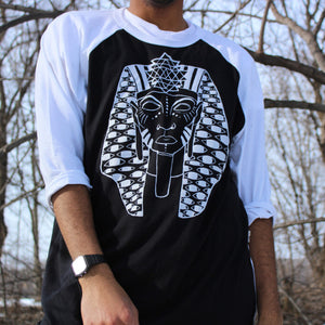 Pharaoh Baseball Tee