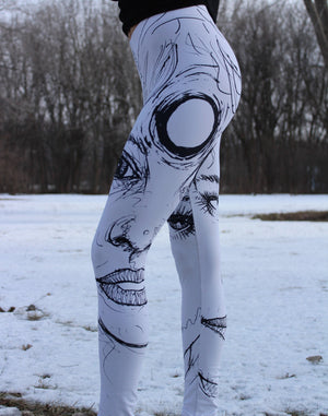 Two-Faced Leggings