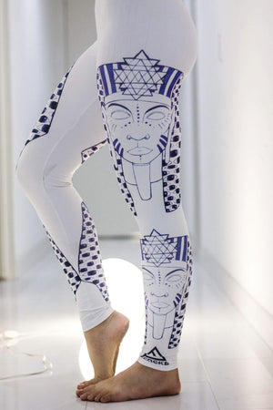 Pharaoh Face Leggings