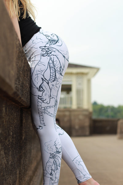 Art Of Hand Leggings
