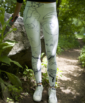Summer Fling Leggings