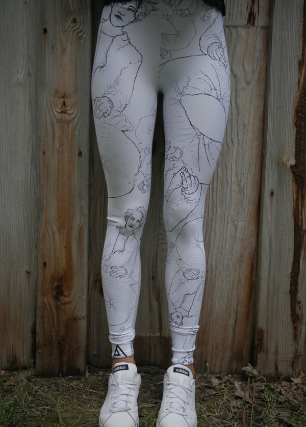 The Thinker Leggings