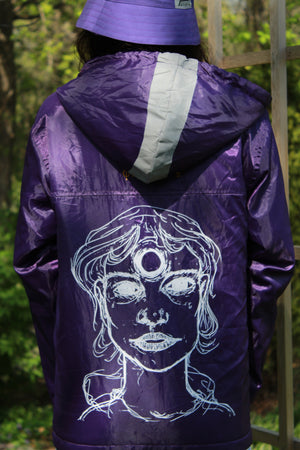 Lust Lightweight Windbreaker (Only Size Small Available)