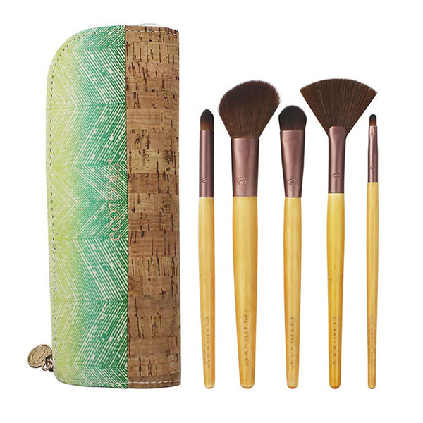 Day-to-Night Brush Clutch Set (6 Pieces)