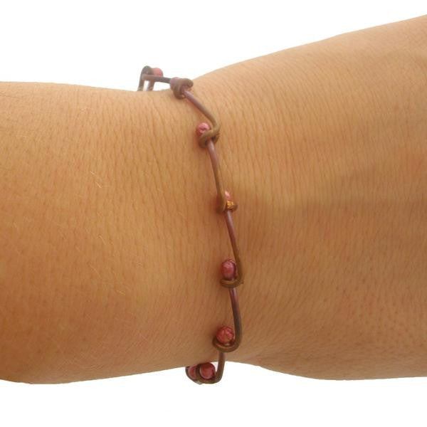 Lava Bracelet (Copper)