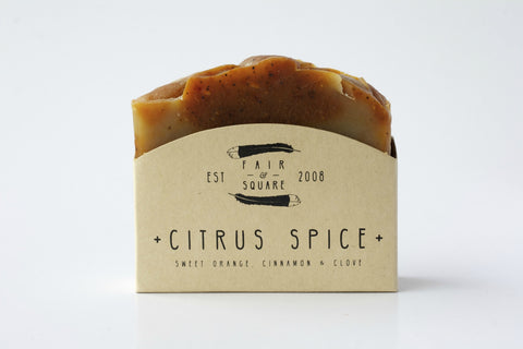 Citrus Spice Soap
