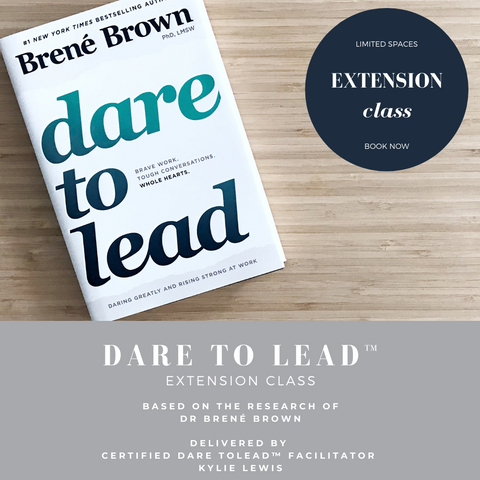 Dare To Lead™ Graduate | Extension Class