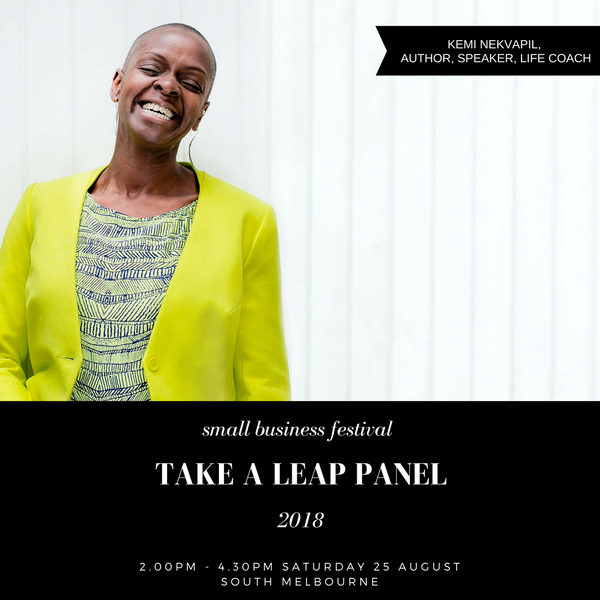2018 Small Business Festival - Taking A Leap Panel Discussion