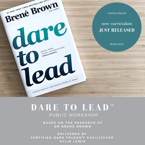 Dare To Lead™ Workshop (Public)