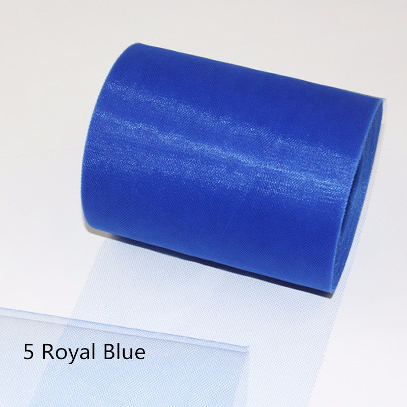 100yard Tissue Tulle Paper Roll Spool Craft christmas Wedding decoration child kids Birthday table centerpiece party supplies