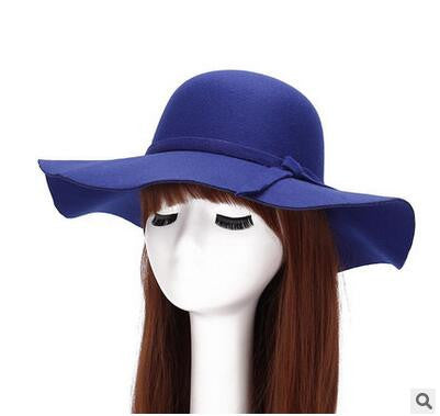 15c20b0c861e5 ... 2016 new sun hat Summer hats for Women Ladies' Foldable Wide Imported  rice straw Large ...