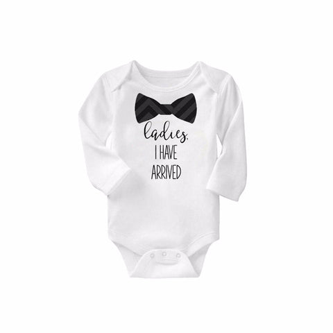 86747dd568a3 2017 Fashion Newborn Baby Clothes Cotton Long Sleeve Baby Rompers ...