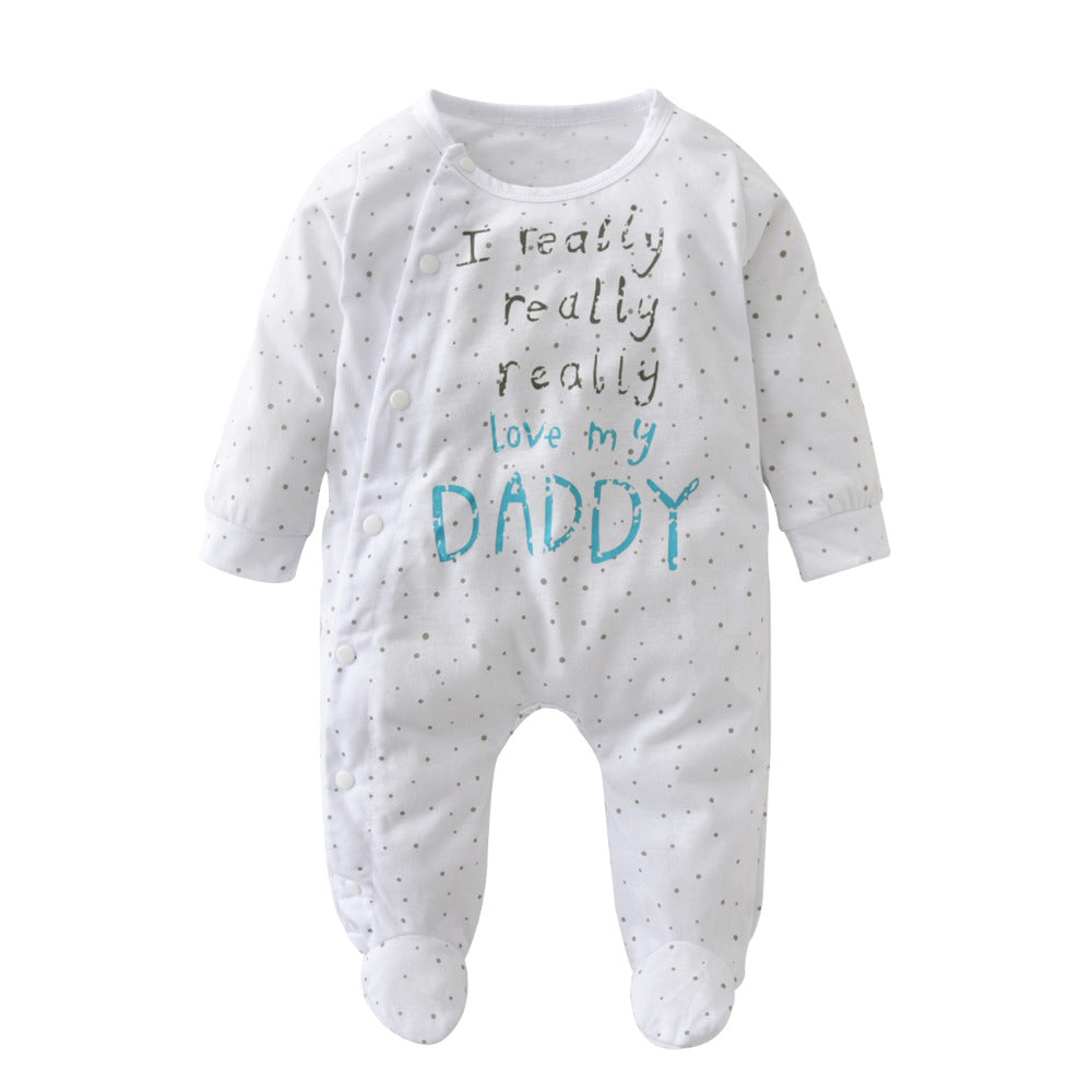 2017 New Baby Boy Clothes Boys Girls Clothing Baby Rompers