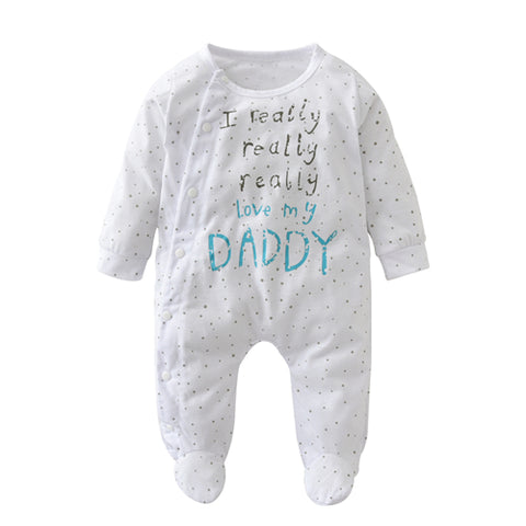 bb7030e75046 2017 New Baby Boy Clothes Boys Girls Clothing Baby rompers Baby Clothi –  Honeybee Line