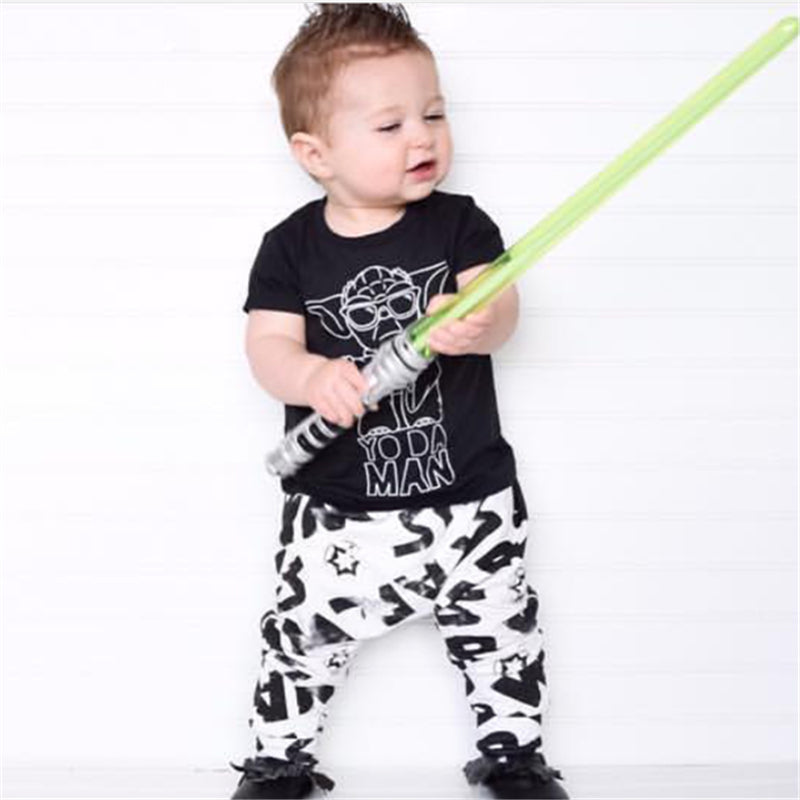 2017 Summer Baby Boy Clothing Sets Baby Boy Clothes Cotton