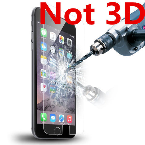 ded15b0630c 3D Aluminum alloy Tempered Glass Case Coque for iphone 6 6s / 7 Plus F –  Honeybee Line