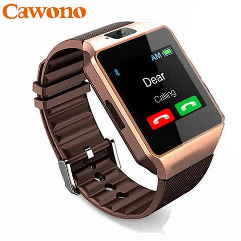 e0a4d8e349d Cawono DZ09 Smartwatch Bluetooth Smart Watch Relogio Watch Android Pho –  Honeybee Line