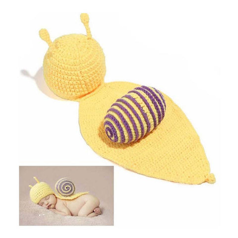 331ab4dce0a28 Cute !! 2017 New Soft Newborn Baby Photography Props Baby Hat Baby Cap  Infant Clothes Set Newborn Crochet Outfits For Girls/Boys